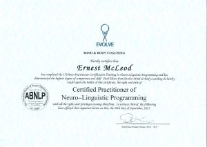 NLP Certificate ABNLP